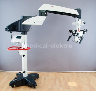 Surgical microscope LEICA M525 - neurosurgery, cardiac